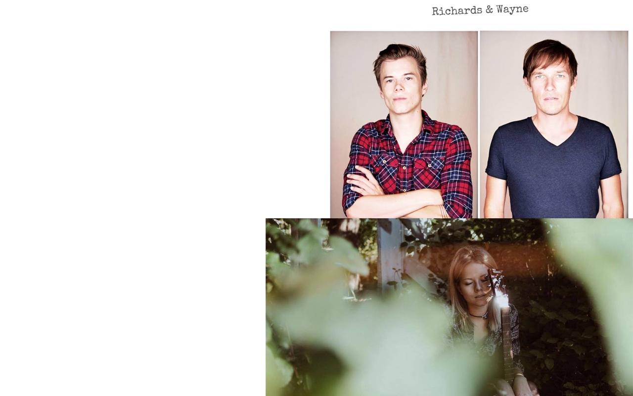 RESPEKT!Konzertreihe Richards & Wayne und Eva Niedermeier