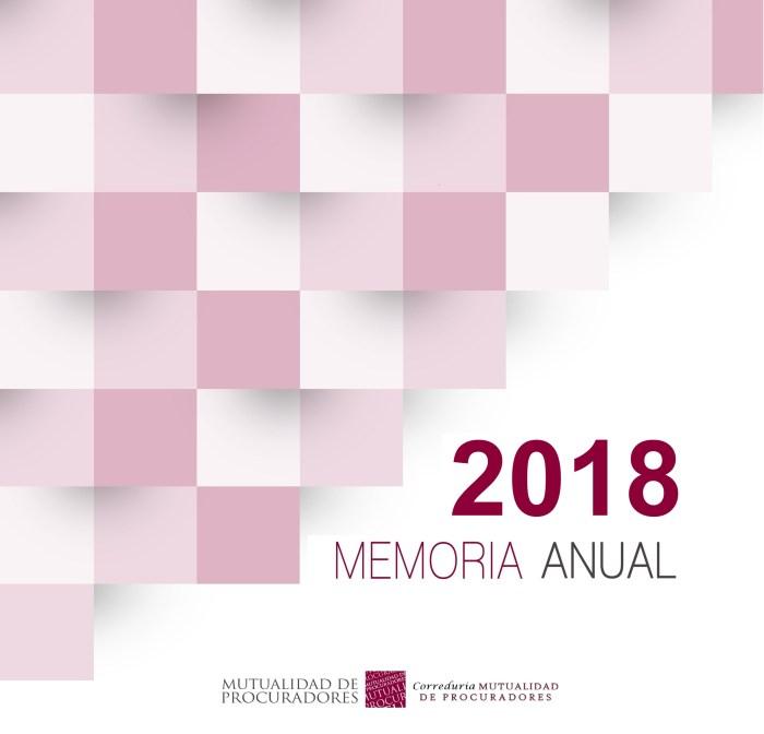 Memorias 2018