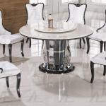 White Marble Top Round Dining Set Shop For Affordable Home Furniture Decor Outdoors And More