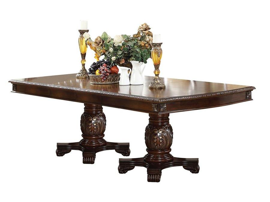 Chateau De Ville Dining Table In Espresso Shop For