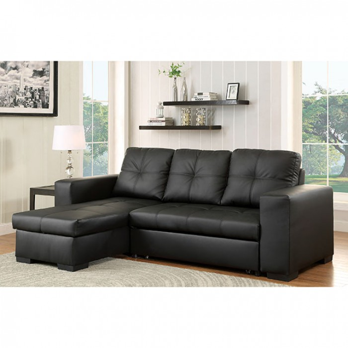 denton black sectional sofa couch shop for affordable home furniture decor outdoors and more