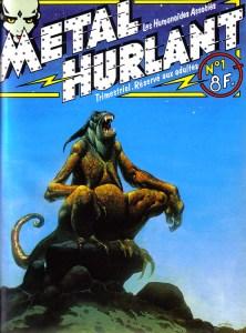 Metal Hurlant #1 (1975)