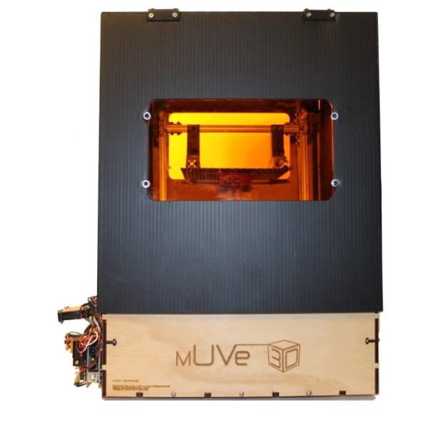 mUVe1 Front