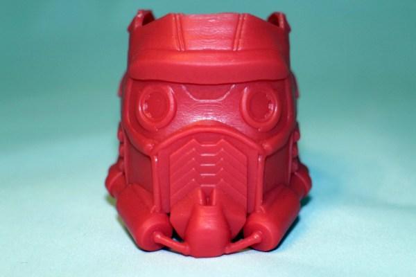 Star Lord's Mask by alexlfarlow