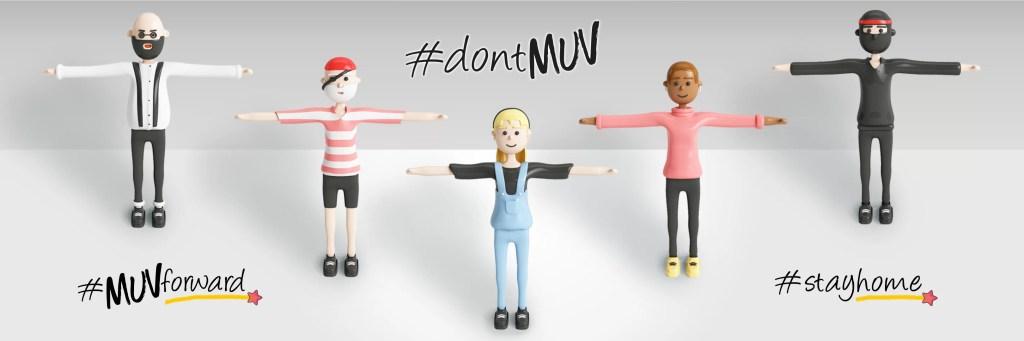 #dontMUV
