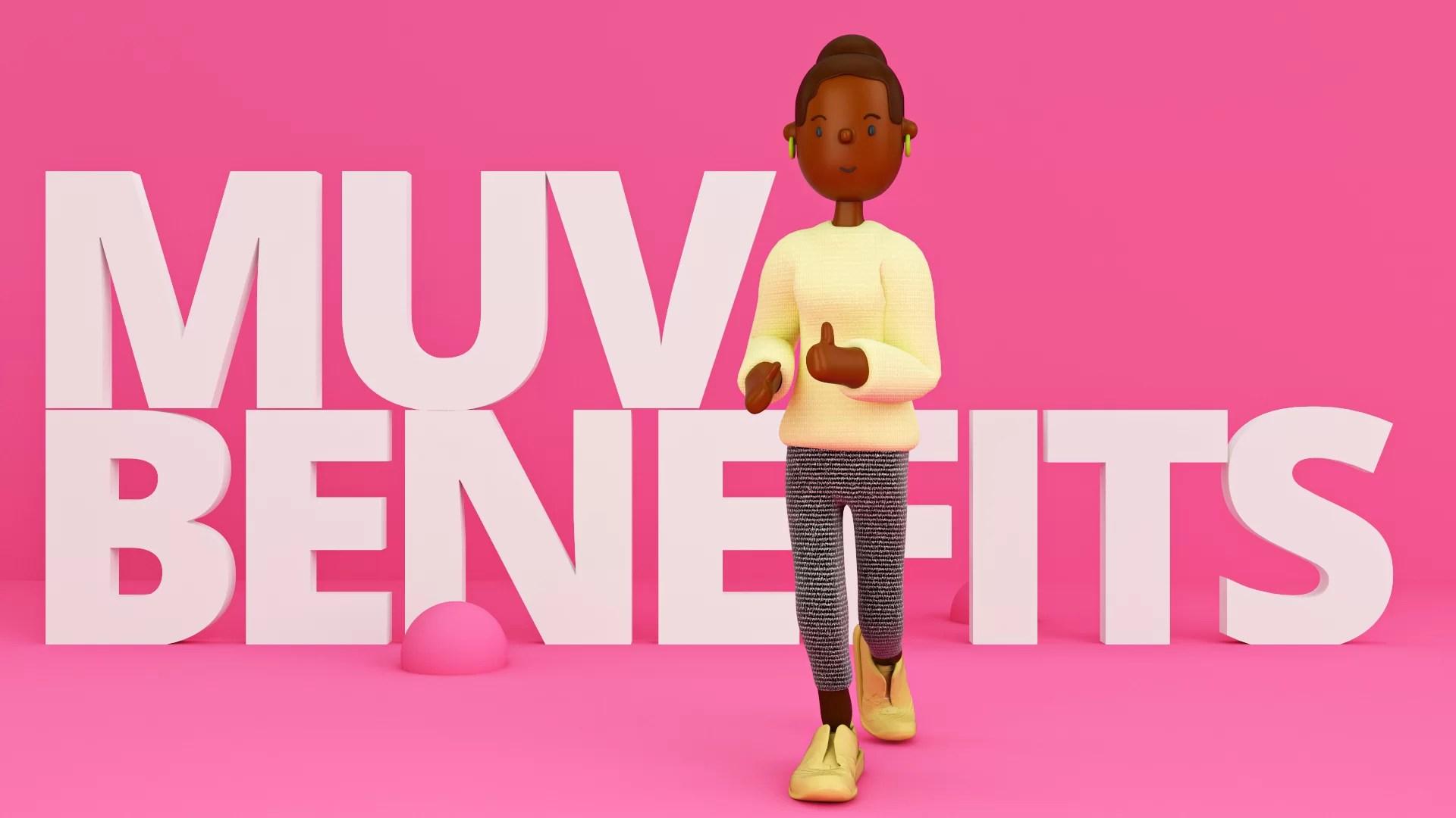 i benefici di MUV