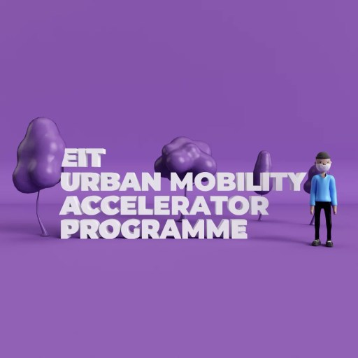 MUV among the startups selected from the EIT Urban Mobility Accelerator programme