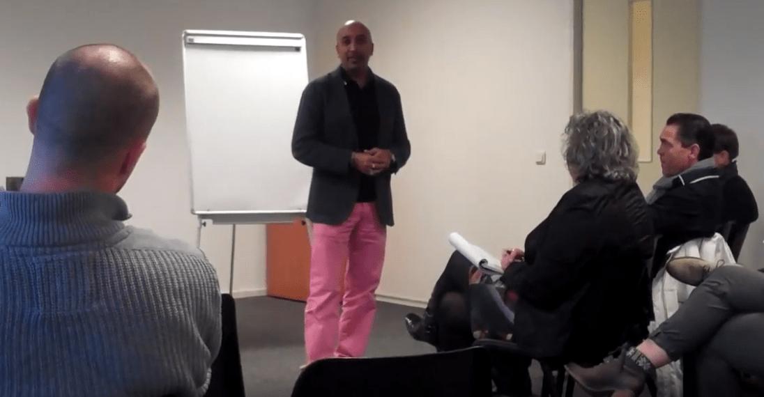MUXETV - Rob Buser - Kalpesh Patel BONOFA Millionair Mind trainer