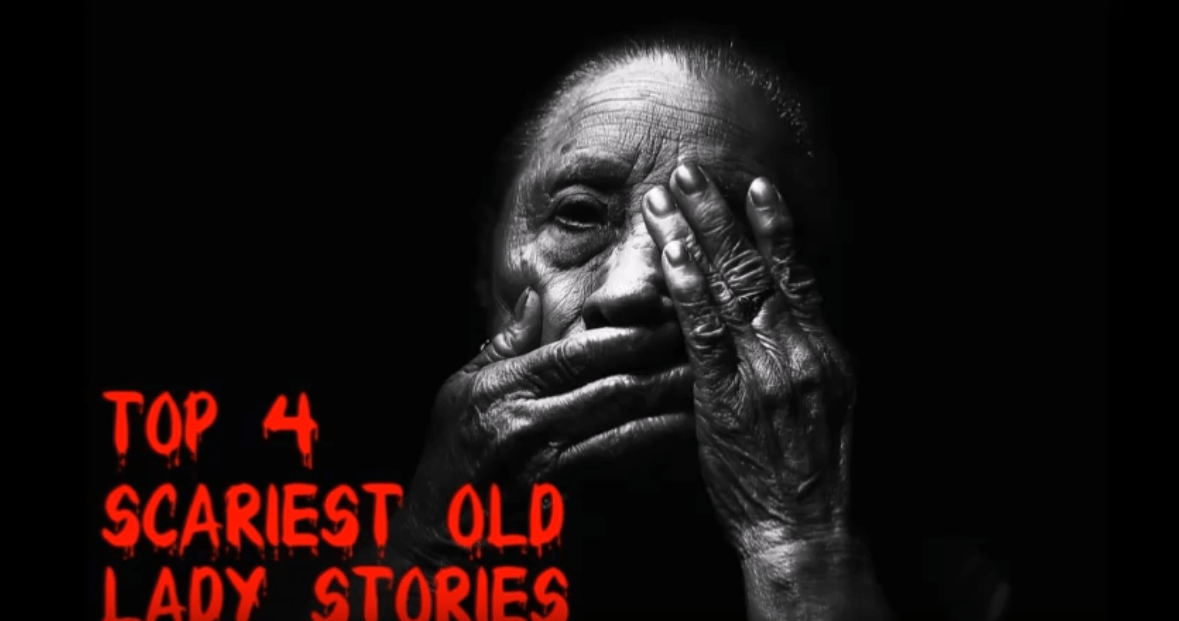 muxe tv creepy countdown Top 4 Scariest Old Lady Stories That Will Leave You Absolutely Terrified!