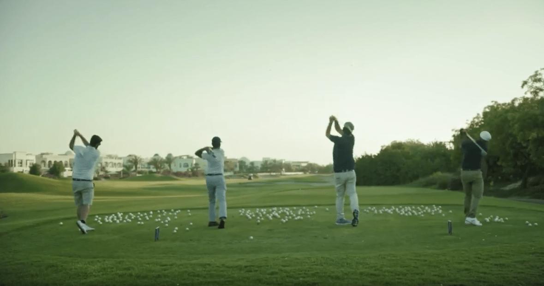 muxetv misfits content creators EMAAR Ramadan Kareem golf