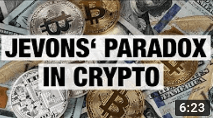 muxetv swiss crypto podcast Jevons Paradox In Crypto