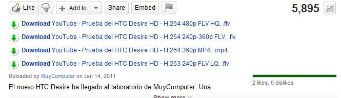 Cómo descargar vídeos de YouTube con Google Chrome (4/4)