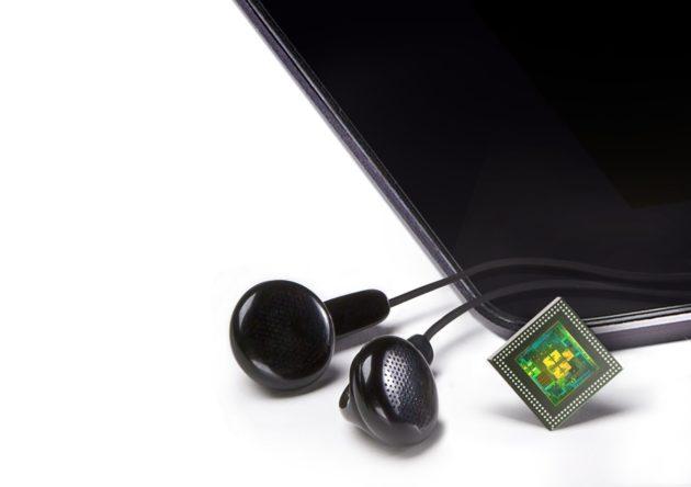 NV Tegra3 Chip Earbuds 630x444 NVIDIA Tegra 3, el futuro de los tablets