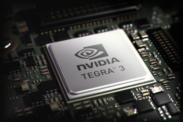 Tegra3 Chip 630x420 NVIDIA Tegra 3, el futuro de los tablets