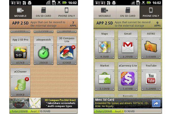 app2sd Cuatro aplicaciones que no pueden faltar en tu teléfono Android