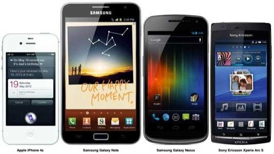 elegir smartphone 6 Características a valorar en la compra de un smartphone