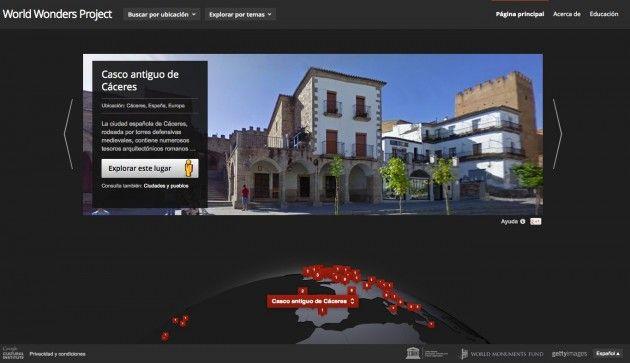 Captura de pantalla 2012 05 31 a las 22.35.13 630x363 Visita las maravillas del mundo desde Internet con World Wonders Project