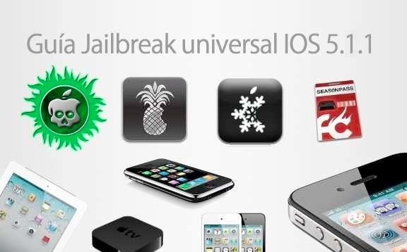jailbreak Guía Jailbreak untethered iOS 5.1.1 con Absinthe 2.0 para iPhone, iPod touch y iPad