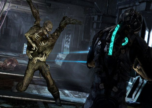 Dead Space 3 Dead Space 3, tráiler GamePlay