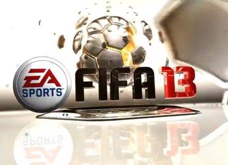 FIFA2013 FIFA 13, tráiler