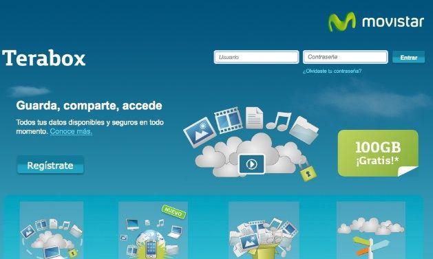 terabox Movistar cancela Terabox, su servicio de almacenamiento en la nube