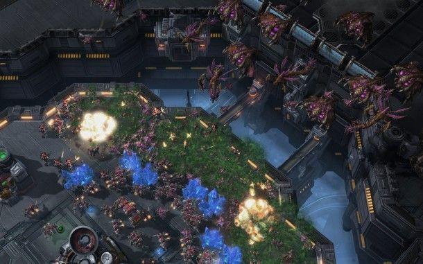 starcraft 2 heart of the swarm 610x381 Guía imprescindible de videojuegos para PC en 2013