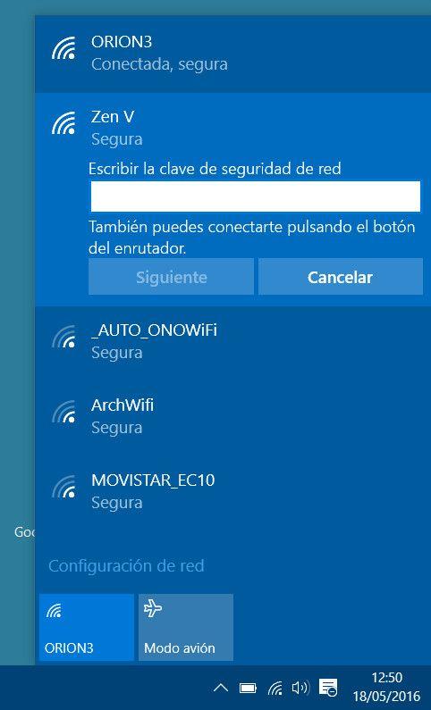 Cómo conectar a redes inalámbricas mediante WPS en Windows ...