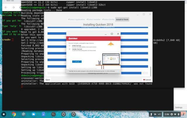 aplicaciones ©Windows en Chromebooks