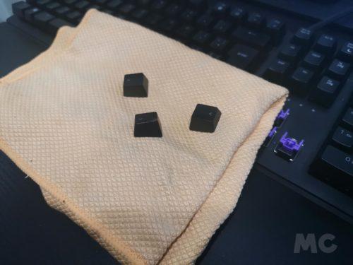 Cómo limpiar y desinfectar el teclado del ordenador