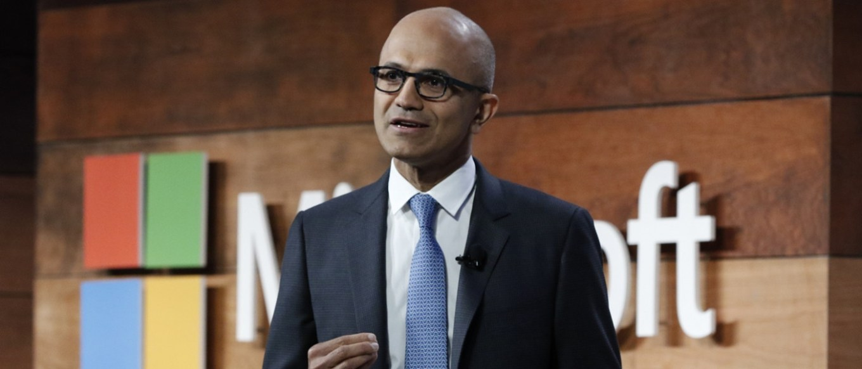 Cinco éxitos de Satya Nadella en sus cinco años al frente de Microsoft