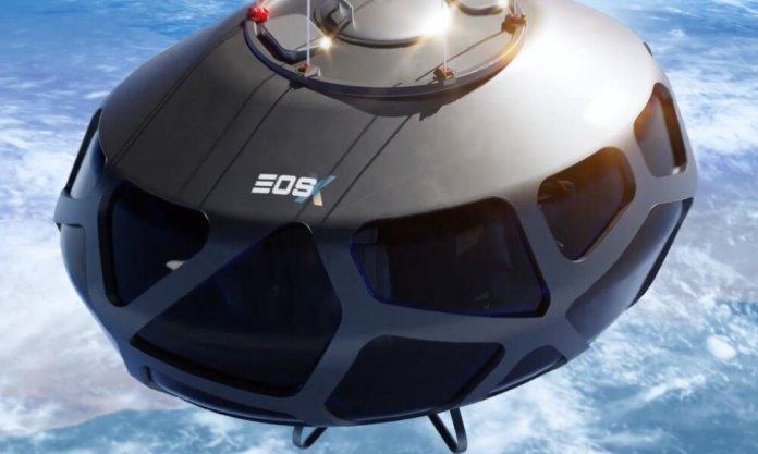 EOS-X Space, la española que quiere plantar cara a Blue Origin, Space X y  Virgin
