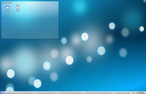 KDE 4.3 2