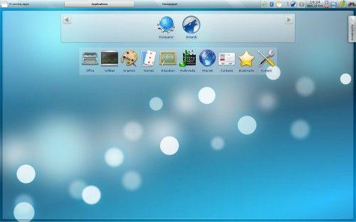 Kubuntu Netbook Edition 9.10 2