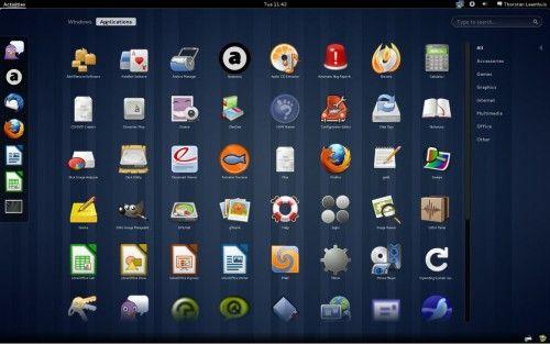 GNOME3.0Beta2 500x313 Segunda versión beta de GNOME 3