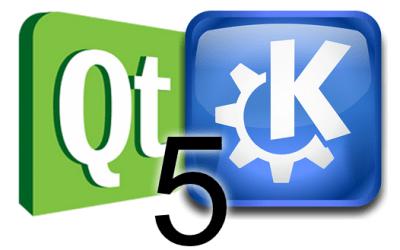 Qt5 KDE5 Se acerca Qt5 (y KDE 5)
