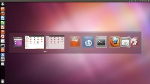 ubuntu11.10 alt tab previews 500x281 Disponible Ubuntu 11.10 Beta 1