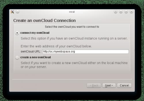 New oc connect 500x349 Las novedades de openSUSE 12.1