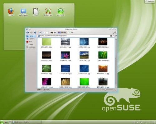opensuse12 1 escritorio 500x399 OpenSUSE 12.1 disponible: adiós a GNOME 2