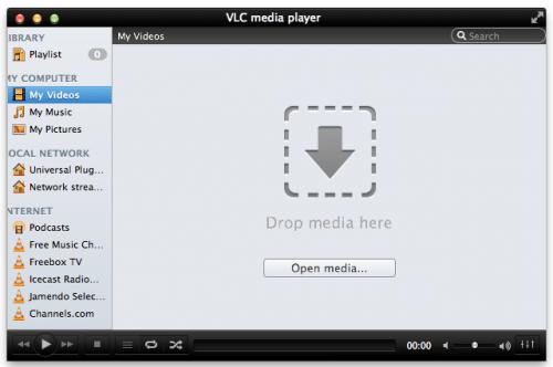 vlc 2 0 rc1 mac os x 500x332 VLC 2.0 Twoflower a punto de lanzar su versión final