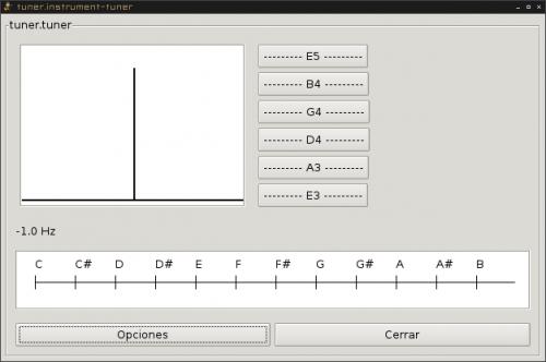 afinador 500x332 Aprendizaje de música en GNU/Linux