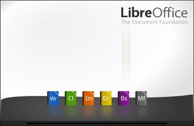 libreoffice LibreOffice 3.5.4, más rápida que nunca