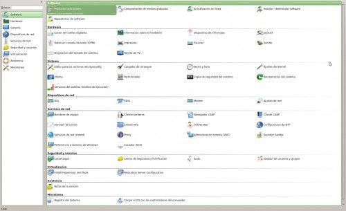 OS123 YaST 500x305 Lo mejor de openSUSE y en qué debería mejorar