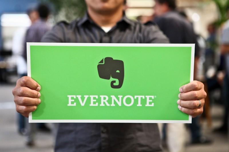 Evernote cartel Organiza tus tareas con Evernote (III): automatizando procesos con las búsquedas guardadas
