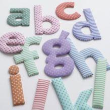 letras para hacer el nombre del bebe