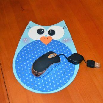 Manualidades en goma eva para el día del padre alfombrilla de ratón