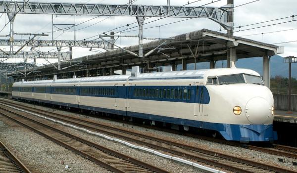 Shinkansen Series 0