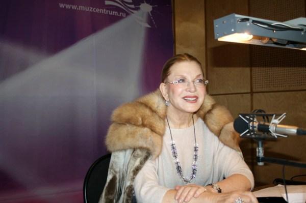 Людмила Максакова: «Мама была для меня Весной из оперы ...