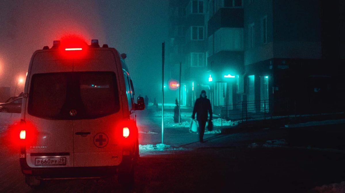 sanatized ambulance muzaffarpur
