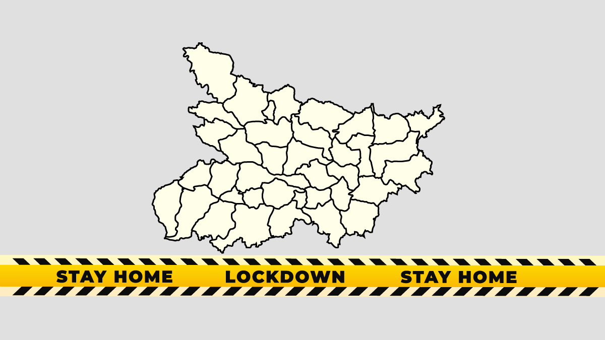 Bihar imposes 11 days of Lockdown in the state till May 15, 2021