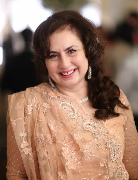 Sarah Zaman